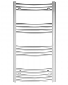 poza Radiator port-prosop FERROLI TALIA curbat alb 500x700