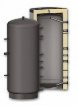 poza Puffer fara serpentina SUNSYSTEM P2000 2000 litri