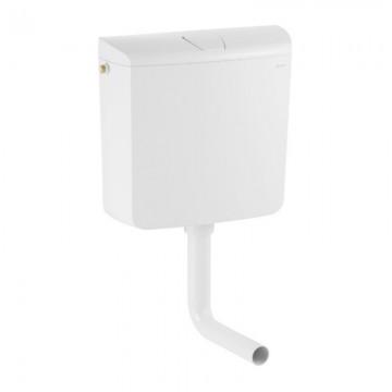poza 110 Lei Rezervor WC semiinaltime Geberit Rio AP 110, actionare start / stop, 6 / 9 L, 41 x 39 x 13.5 cm