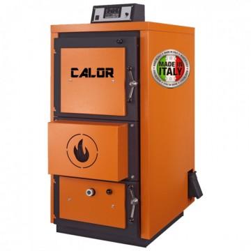 poza Centrala termica pe lemn cu gazeificare CALOR ASPIRO 75R inox