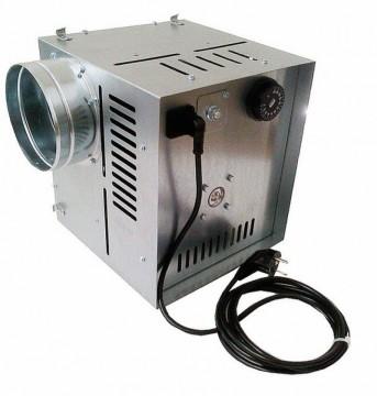 poza Ventilator de aer cald profesional cu termostat pentru seminee AN1 400 mc/h