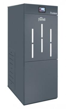 poza Centrala termica pe peleti cu autocuratare Ferroli BioPellet Premium 18 kW