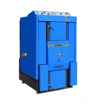 Poza Centrala termica pe lemn cu gazeificare ATMOS DC150