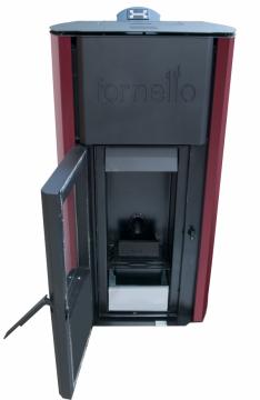 Poza Termosemineu pe peleti FORNELLO ROYAL 12 kW