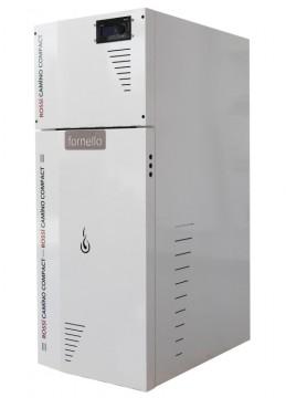 Poza Centrala termica pe peleti ROSSI CAMINO COMPACT 25 kW