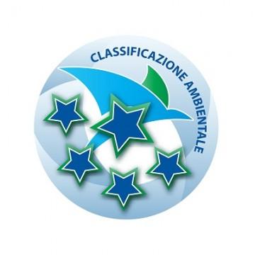 Poza Seminee pe peleti GIADA 9.5 kW - certificat ambiental 5 stele