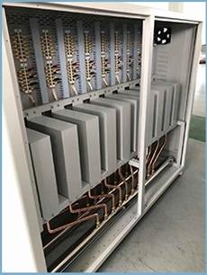 Poza Centrala termica electrica cu inductie OFS-DTL - vedere interioara