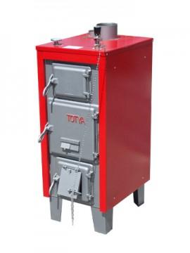 Poza Centrala termica pe combustibil solid UNILINE SB-28 kW