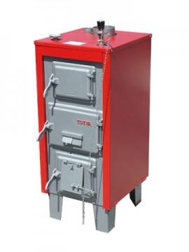 Poza Centrala termica pe combustibil solid UNILINE S-23 kW