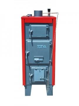 Poza Centrala termica pe combustibil solid biomasa UNILINE VR-28 B 28 kW