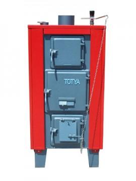 Poza Centrala termica pe combustibil solid biomasa UNILINE VR-43 B 43 kW