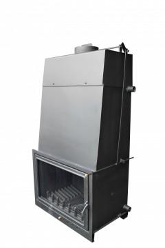 poza 6565 Lei Termosemineu pe lemn tip insert IBM 30 33 kW