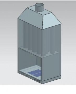 Poza Termosemineu IBM 30 vedere interioara schema