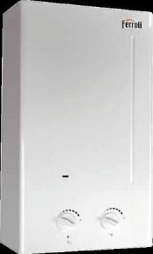 poza 639 Lei Instant de apa calda Ferroli ZEFIRO C11  GAZ METAN